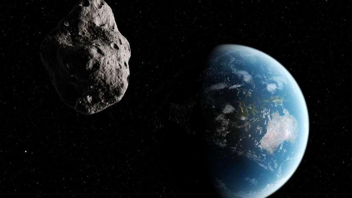 Three Asteroids Passed Within The Earth's Vicinity